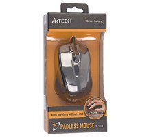 Mysz V-TRACK N-500F-1 Glossy Grey USB