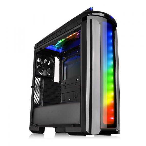 Versa C22 RGB USB3.0 Window - Black