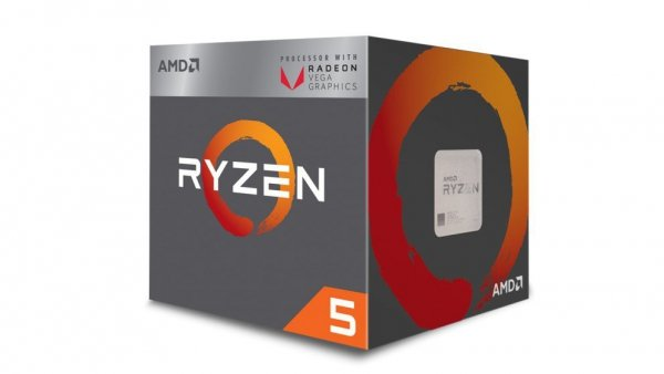 Procesor Ryzen 5 2400G 3,6GHz AM4 YD2400C5FBBOX