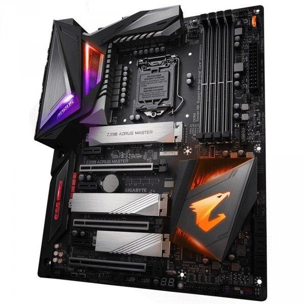 Płyta główna Z390 AORUS MASTER s1151 4DDR4 HDMI/M.2 ATX