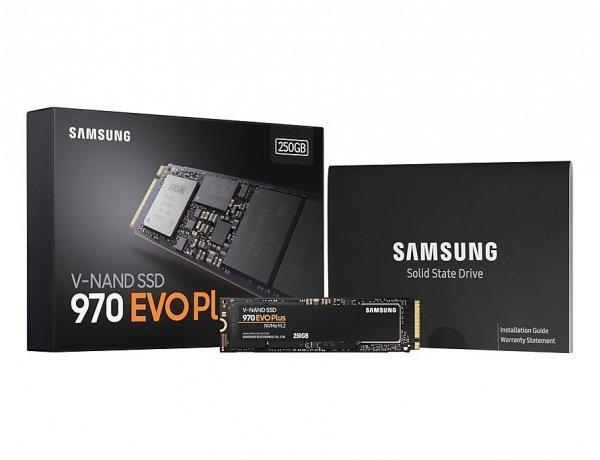 Dysk SSD 970 EVO PLUS MZ-V7S250BW 250GB