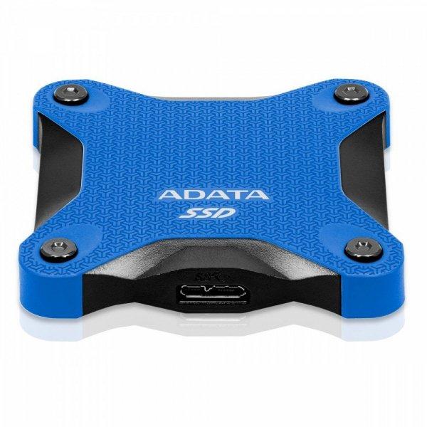 Dysk SSD External SD600Q 240GB USB3.1 Blue