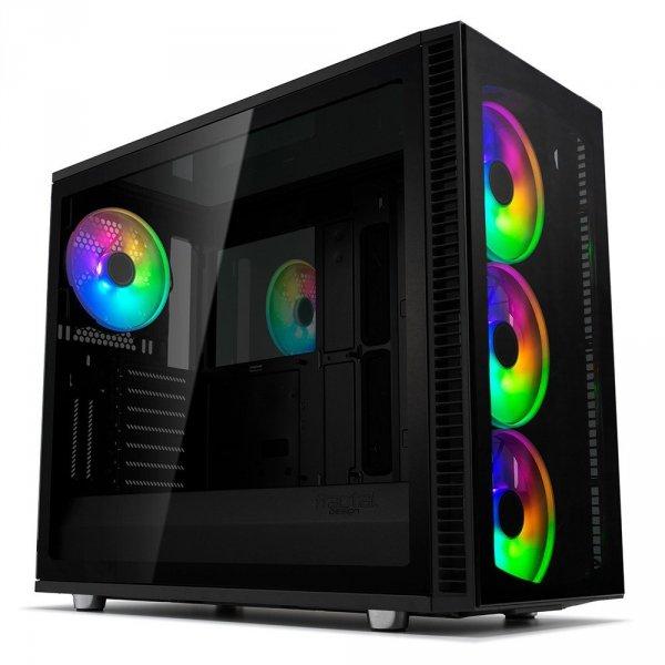 Obudowa Define S2 Vision RGB Tempered Glass
