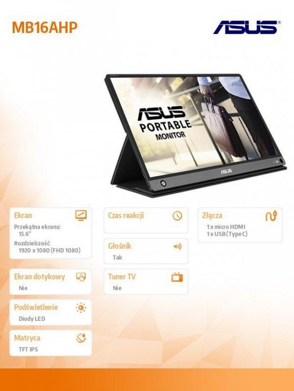 Monitor 16 MB16AHP