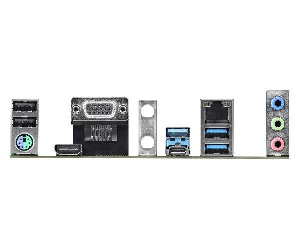 Płyta główna Z490 Pro4 s1200 4DDR4 HDMI/DVI/DSUB M.2 ATX