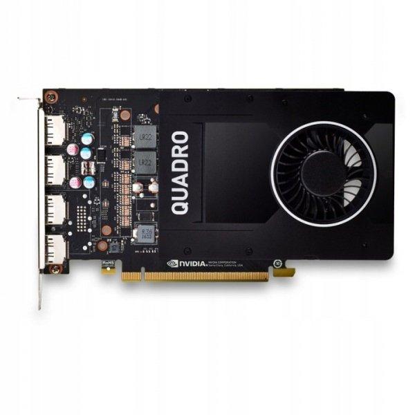 Stacja robocza i7 9700 Quadro P2200 32GB SSD1TB+4T