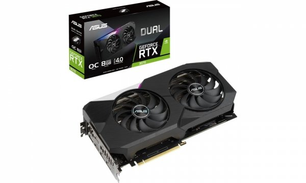 ASUS GeForce RTX 3070 DUAL 8GB OC