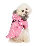 Winter jacket Xandu pink