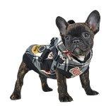 Bluza dla psa VERNON czerwona z szelkami Puppia