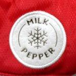 Super ciepła kurtka HANKI Milk&Pepper