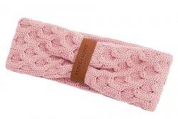 Dog chimney scarf JOY pink