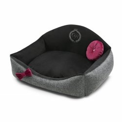 Bed PARIS black