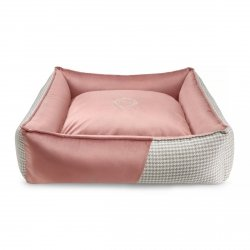 Bed PORTO pink
