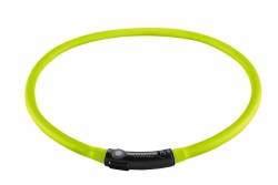 Led collar YUKON green