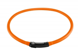 Led collar YUKON orange