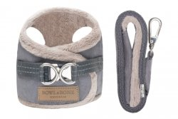 Harness-vest YETI gray
