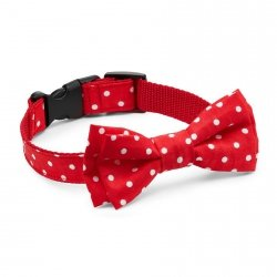 Bow-tie CLASSIC red