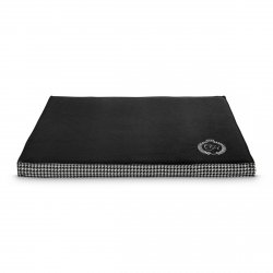 Orthopedic mat PORTO black