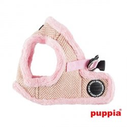 Vest-Harness WITTA pink
