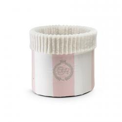 Box na zabawki MONTE CARLO różowe