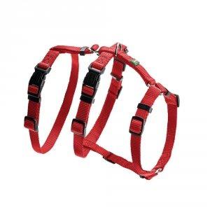 Bezpieczne szelki VARIO RAPID czerwone