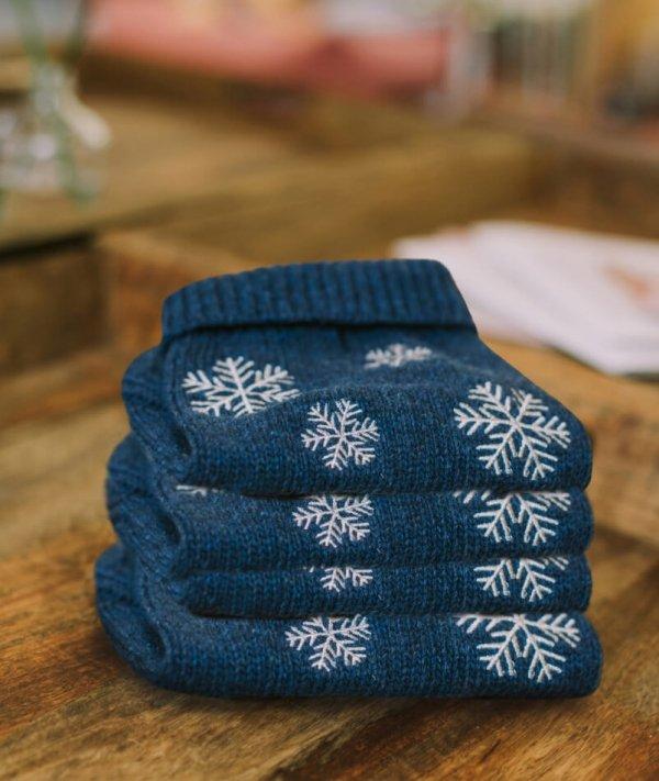 Sweterek SNOWFLAKE