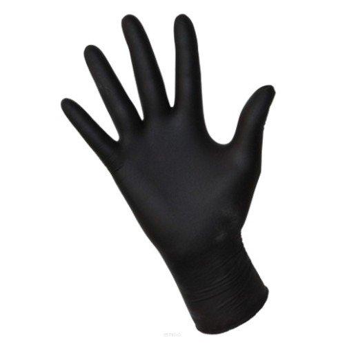 rękawiczki jednorazowe nitrylowe, lateksowe, bezpudrowe, winylowe 100 szt