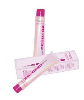 ING Coloring Cream 100 ml - odcień: 7.62 Rozświetlony Czerwony Blond (Czerwienie