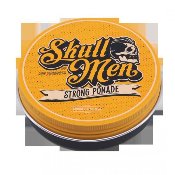 Skull Men - Mocna pomada do stylizacji włosów