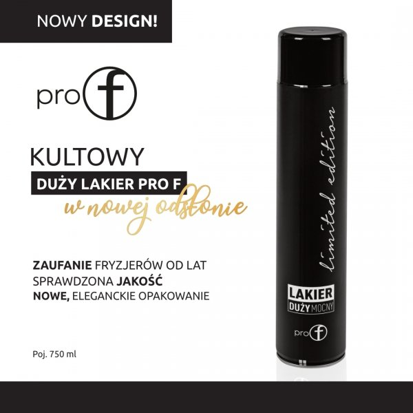Pro-f Lakier Limited Edition