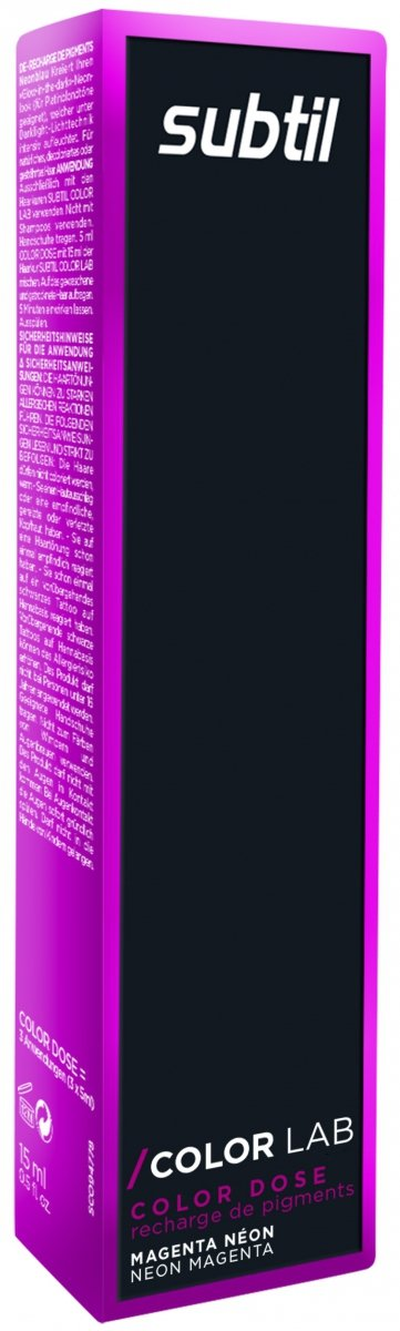 Color Dose NEON 15 ml MAGENTA