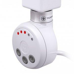 Grzałka MEG 300W Kolor Biały z Kablem Spiralnym