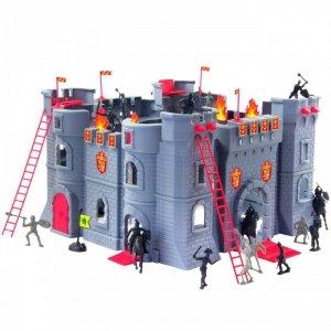 Mochtoys Duży Zamek Forteca Dla Dzieci