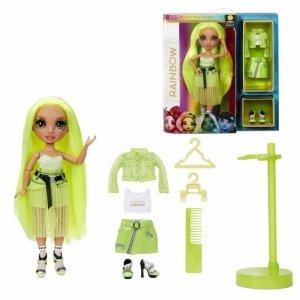 MGA Rainbow High Fashion Doll - Neon - Karma Nichols
