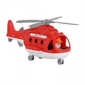 Helikopter Śmigłowiec Strażacki Alfa