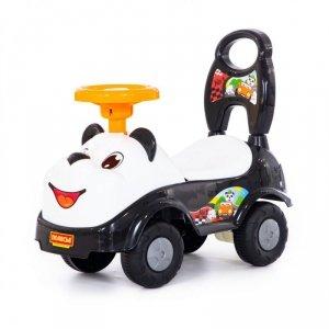 Wader QT Jeździk Chodzik Pchacz 3w1 Panda