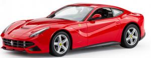 Ferrari F12 RASTAR 1:14 RTR (zasilanie na baterie AA) - Czerwony