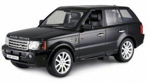 Range Rover Sport 1:14 RTR (zasilanie na baterie AA) - Czarny