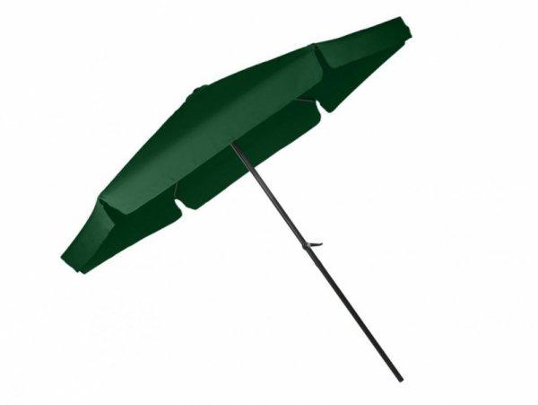 Duży parasol ogrodowy z korbką 3m