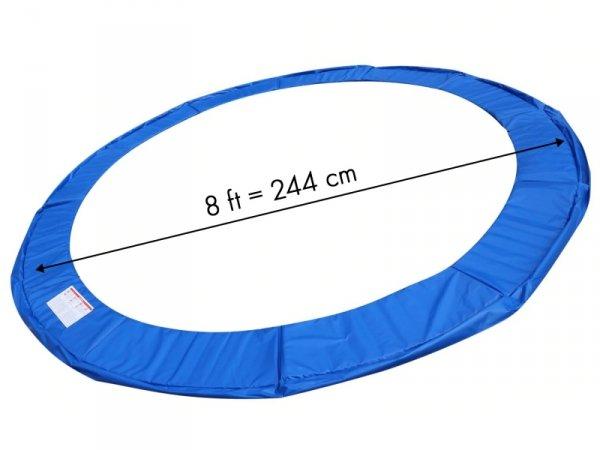 Osłona sprężyn do trampoliny 244 252cm 8ft