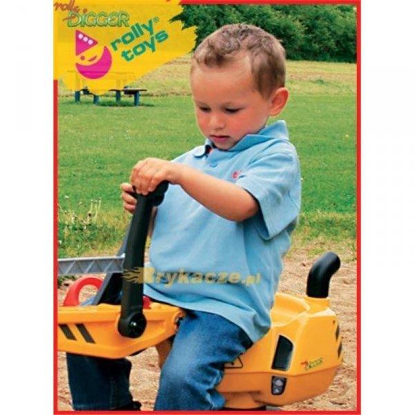 Rolly Toys rollyDigger Koparka samobieżna