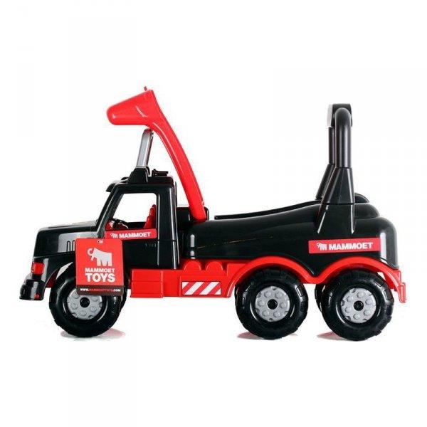 Wader QT MAMMOET Auto Ciężarówka Jeździk Odpychacz 69 cm