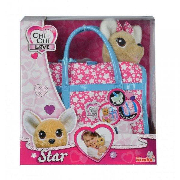 Piesek w torebce Chi Chi Love Star Simba