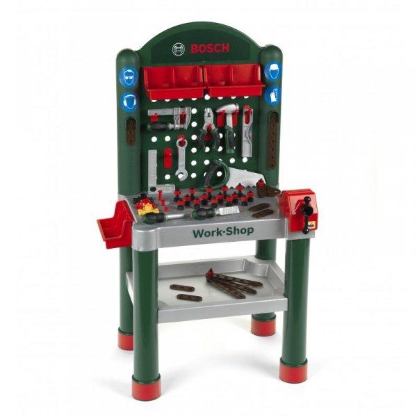 Klein Bosch Warsztat Majsterkowicza 79 elementów