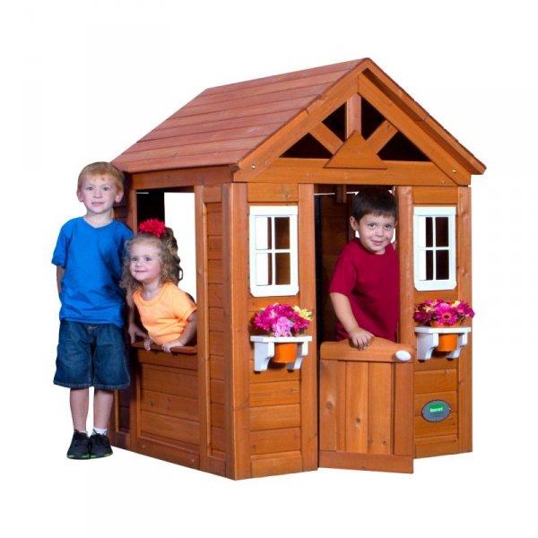 Drewniany Domek Ogrodowy dla Dzieci Timberlake Backyard Discovery Step2