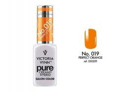 Victoria Vynn Kremowy Lakier Hybrydowy kolor: Perfect Orange 8 ml (019)