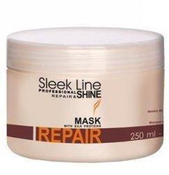 Stapiz Sleek Line Repair & Shine maska z jedwabiem 250 ml