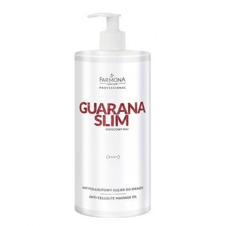 Farmona Guarana Slim - Antycellulitowy Olejek Do Masażu 950 ml