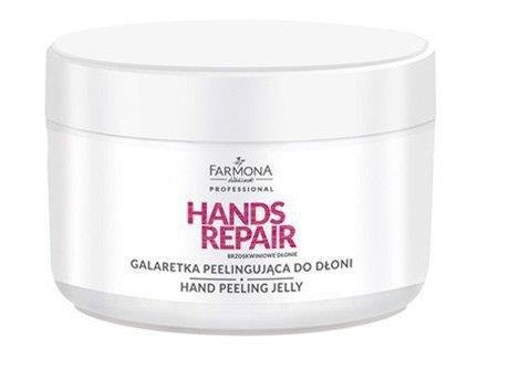 Farmona Hands Repair - Galaretka Peelingująca Do Dłoni 300 ml
