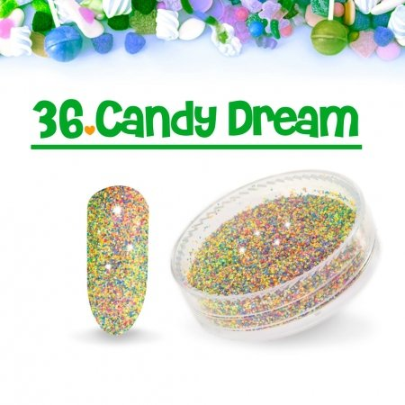 36. Candy Dream